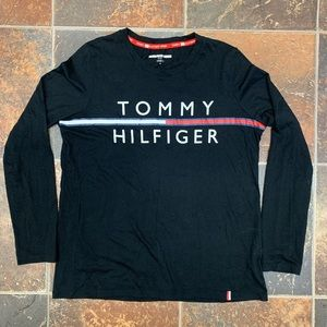 Tommy Hilfiger Long Sleeve Shirt Womans
